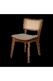 Cadeira de Madeira Pinos Antiga