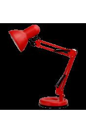 Luminária Vermelha Branco Frio 6000